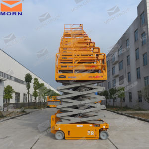 8m Height Electric Man Lift pictures & photos