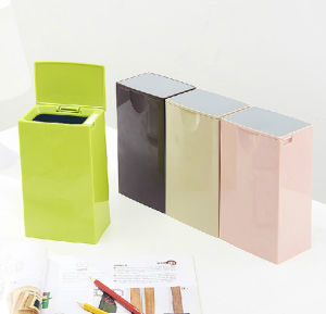 Fancy Cheap Recycle Plastic Dustbin Sale pictures & photos