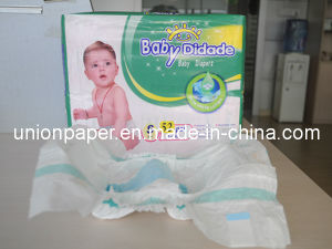 100% Quality Guarantee Comfortable Baby Diaper with High Absorption