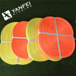 Polyester Webbing Sling Material, 100% Polyester pictures & photos