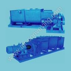 Double Shaft Mixer for Stirring Powdered Material (TSL)