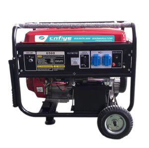 Fy6500g Professional High Quality 5kw Gasoline Generator pictures & photos