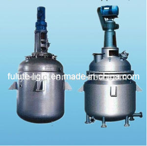 Flt Type Stainless Steel Chemical Pressure Reactor pictures & photos