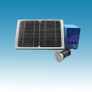 Portable Solar Camping Power Bank (12V/12W) pictures & photos