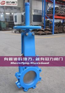 Lug Type Knife Gate Valve with CE API ISO pictures & photos
