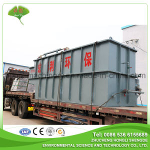Medical Sewage Treatment Equipment, Dissolved Air Flotation pictures & photos