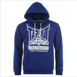 Custom Cotton/Polyester Printed Hoodies Sweatshirt of Fleece Terry (F041) pictures & photos