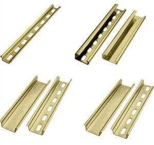 35*7.5mm Steel Copper Aluminum DIN Rail pictures & photos