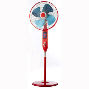 New Design Digital 16 Inch Pedestal Fan (FS40-09Y)