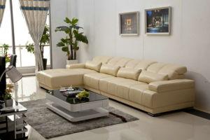 Modern Leather Sofa, Corner Sofa, Sectional Sofa (983) pictures & photos