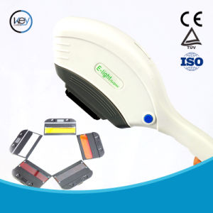 IPL RF YAG Laser E-Light Hair Removal Machine pictures & photos