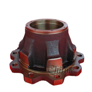 Resin Part Sand Casting Truck Hub pictures & photos