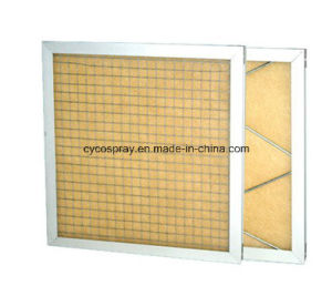 High Temperature Resistant Synthetic Fiber Filter pictures & photos