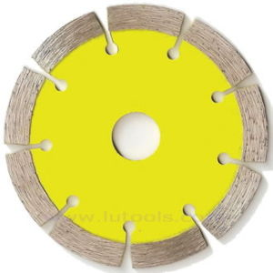 Segment Dry Cutting Type Diamond Saw Blade for All Stones pictures & photos