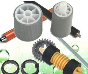 Upper Fuser Roller, Lower Pressure Roller, Upper Roller Bushing, Gear for Xerox pictures & photos