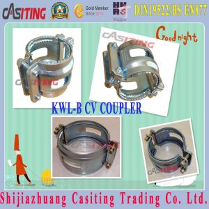 EN877 CV Clamp for KWL-B Type Repid Coupling