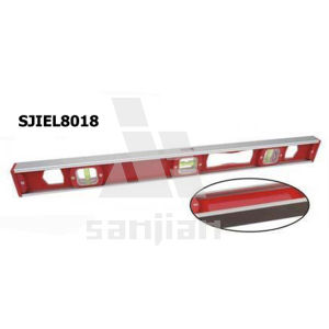 Sjie8018 Aluminium Frame Bubble Spirit Level pictures & photos