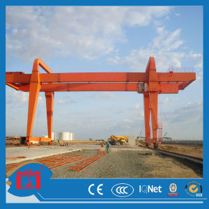 Mg Double Girder Gantry Crane Price pictures & photos
