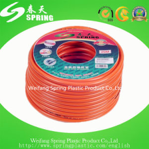 High Pressure 3 Layers PVC Garden Hose pictures & photos