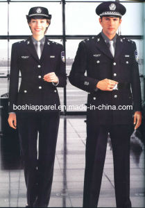 Bespoke Unisex Security Uniforms, Police Uniforms (LA032) pictures & photos