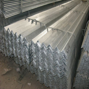 Galvanized Corner Iron with Zinc Coat 240g pictures & photos