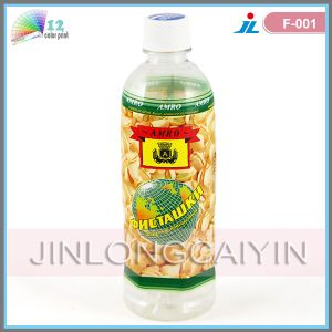 PVC Shrink Sleeve Label for Bottle Juice pictures & photos