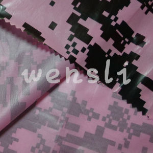 Printed Softshell Fabric pictures & photos