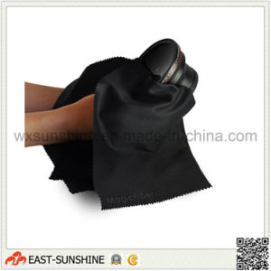 Microfiber Cleaning Cloth Textile for Lens (DH-MC0187) pictures & photos