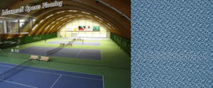 PVC Sports Flooring for Indoor Tennis/ Sports Areas pictures & photos