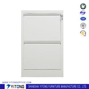 Yitong 2-Drawer Metal Storage Cabinet / Office Use Steel Movable Cabinet pictures & photos