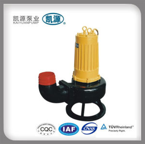 Wqk Wqg Band-Type Device Submersible Sewage Pump pictures & photos