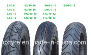 "8"" 10"" 12"" 13"" Scooter Tyre / Tire pictures & photos"