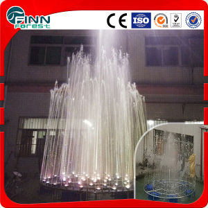 2.5m Dia Decorative Outdoor Music Water Garden Fountains pictures & photos