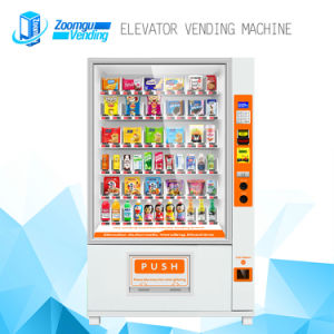 Automatic Vegetable/Salad/Egg/Fruit Vending Machine with Elevator Zg-D900-11g pictures & photos