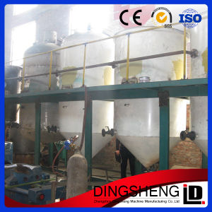 Easy Opearte 1-5tpd Portable Oil Refinery pictures & photos