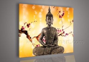 Wall Decor Buddha Art Oil Painting on Canvas pictures & photos