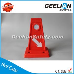 Road Safety Traffic Lane Divider / EVA Lane Separator/Road Divider for Lane Barrier pictures & photos