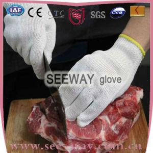 En388 Cut Resistant Steel Kitchen Meat Glove