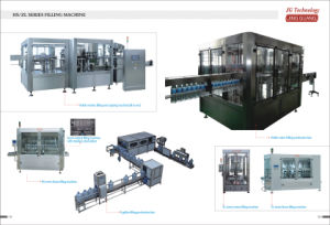 Economic Type Small Scale Beverage Filling Production Line