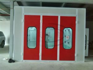 Wld6000 Infrared Lamp Paint Booth pictures & photos