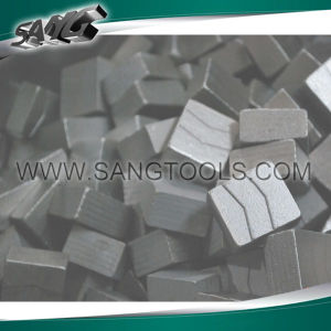 Cutting Tools-Diamond Segment Cutting Stone (SG0152) pictures & photos