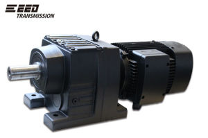 R Helical Gearmotor, Gearbox, Geared Motor pictures & photos