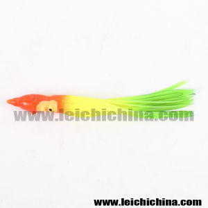 Wholesale High Quality Soft Plastic Squid Fishing Lure pictures & photos