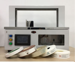 Banding Machine Feeding with Paper Tape or OPP Film
