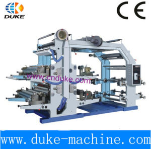 Four Color Flexographic Printing Machine (YT-600)