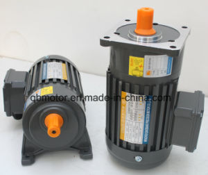2200W Shaft Dia. 50mm Gear Reducer Small AC Geared Motor pictures & photos