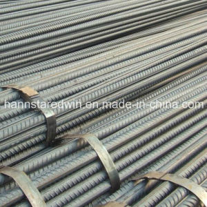 Supply 6mm Reinforcing Bar Deformed Steel Bar in Coil or by Bundle ASTM A615 pictures & photos