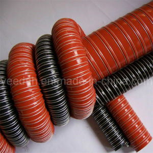 Steel Wire Exhaust Fabric Duct pictures & photos