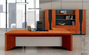 2015 New Design Hot Selling Modern Manager Office Desk (LT-A178) pictures & photos