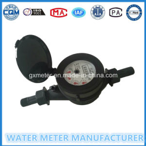 Plastic Water Meter of Multi-Jet Dry Type Mechanical Series pictures & photos